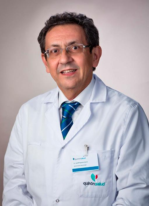 Dr. José María Ignacio García