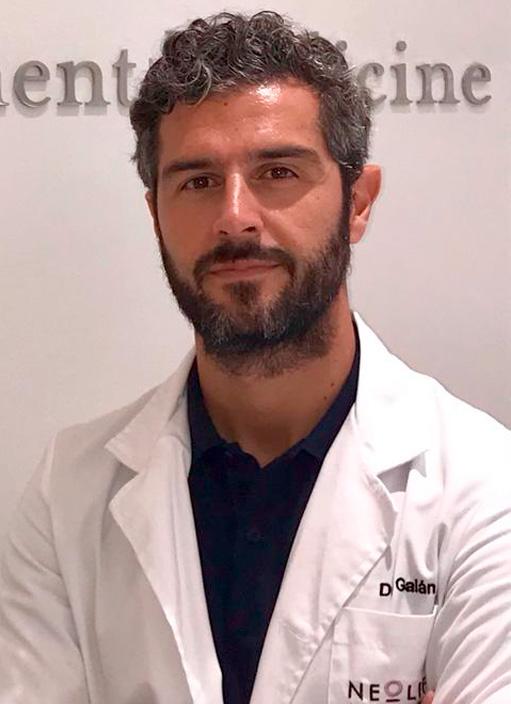 Dr. D. Alfonso Galán González