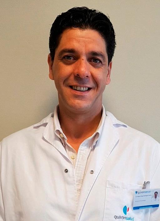 Dr. D. Miguel Ángel Rodríguez