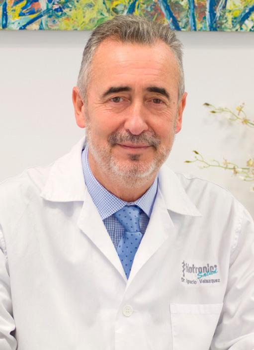 Dr. D. Ignacio Velázquez